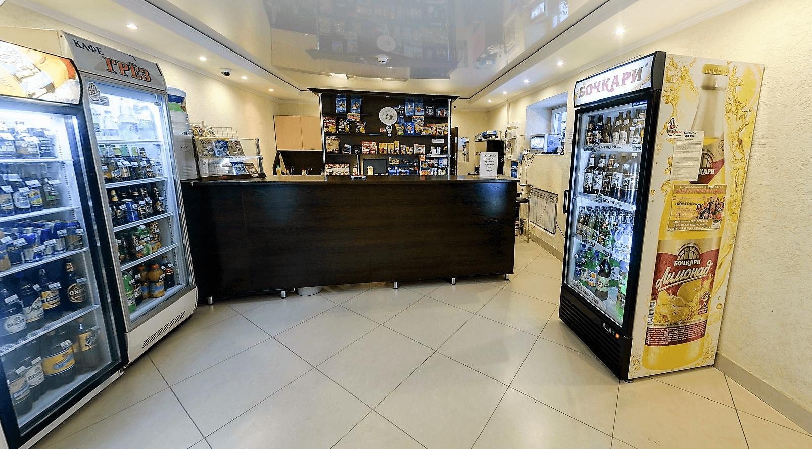 Кафе бар Фрегат