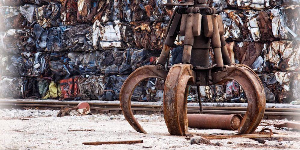 Хранение и переработка лома черных, цветных металлов в Новоалтайске