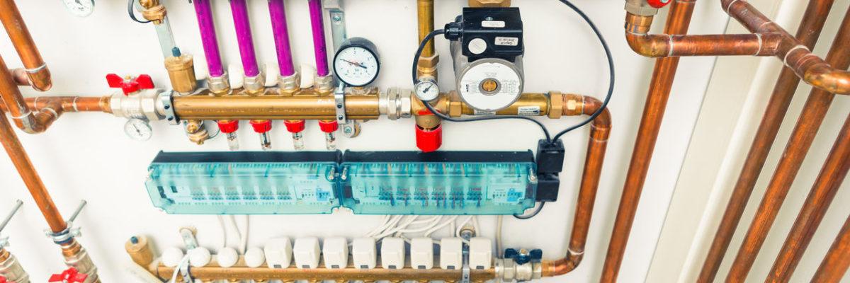 Монтаж систем водяного отопления любой сложности